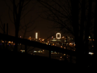 IC Tower Lights 2010