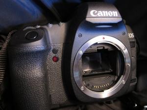 Camera innerds
